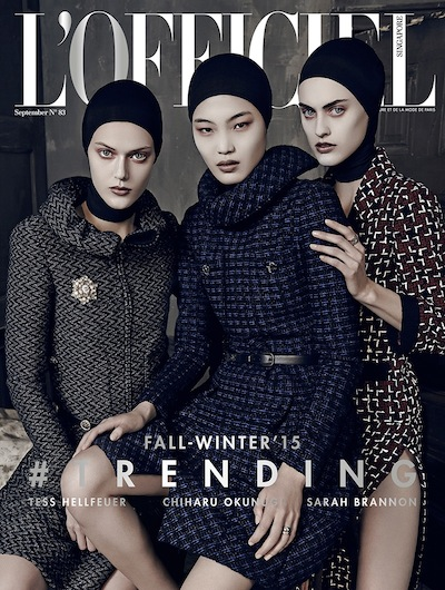 LOfficiel-Singapore-September-2015-Cover-Models-Editorial01